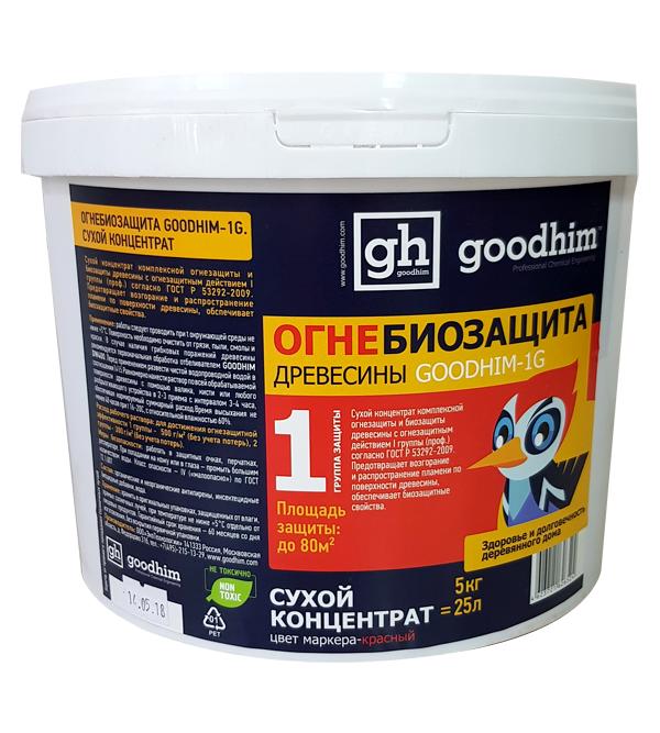 Огнебиозащита GOODHIM 1G DRY 1-я г�...